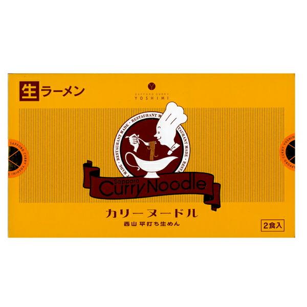 YOSHIMI(ヨシミ) 札幌カリーヌードル 2食入 352g
