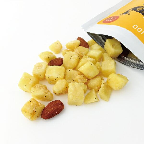 北海道キューブポテト チーズ&ブラックペッパー ポテトスナック ノースファームストック