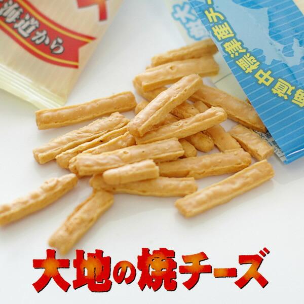 恵比寿フーズ 大地の焼チーズ 1箱(10g×3袋)