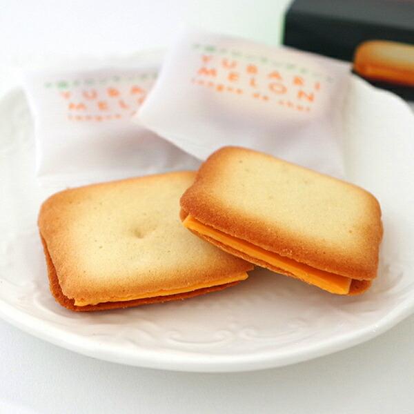 北見鈴木製菓 夕張メロンラングドシャ 10枚入
