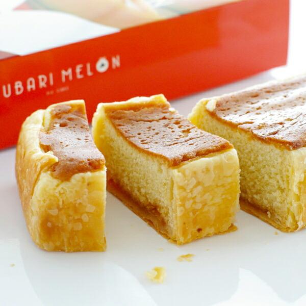 ホリ 北海道夕張メロンパイケーキ 1本
