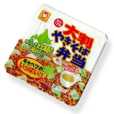 東洋水産(マルちゃん) 新大判やきそば弁当 12食入り(1ケース)