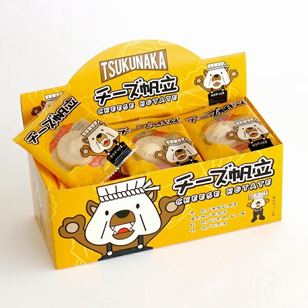ツクナカ チーズ帆立 25粒(箱入)