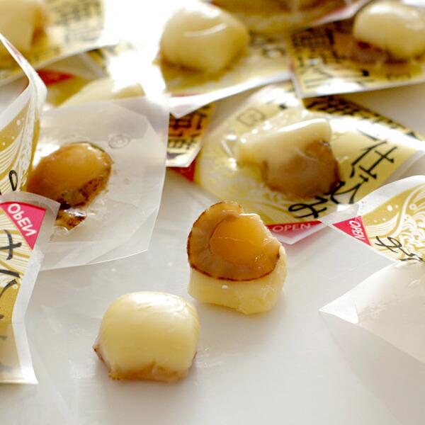 ミツヤ やわらかチーズ帆立 100g