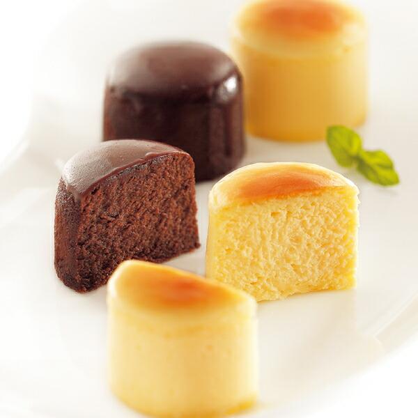 きのとや スフレミックス 8個入(チーズ・チョコレート各4個入)