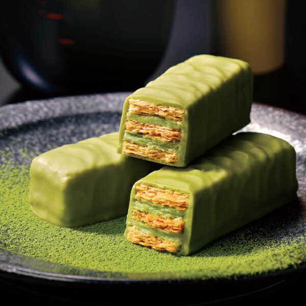 石屋製菓 美冬(みふゆ) 抹茶 6個入