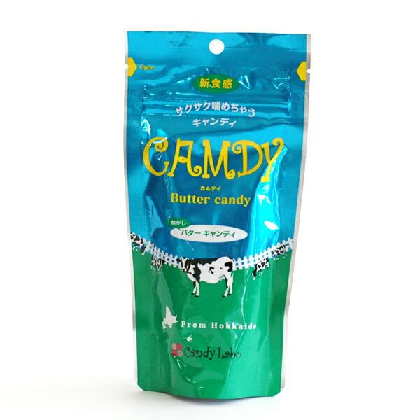 石屋製菓 焦がしバターキャンディ CAMDY(カムディ) 80g