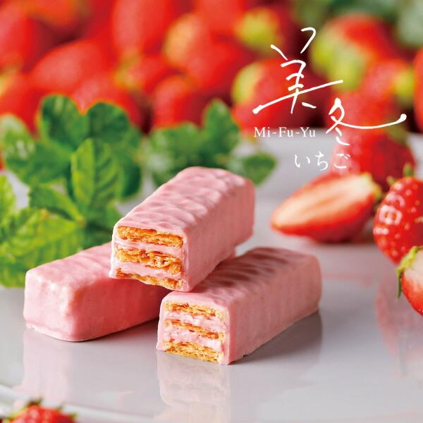 ISHIYA (石屋製菓) 美冬(みふゆ) いちご 6個入