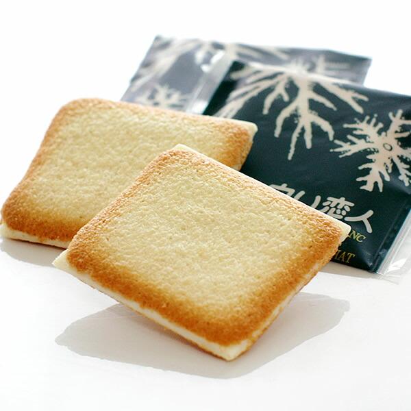 石屋製菓 白い恋人 ホワイト 18枚入