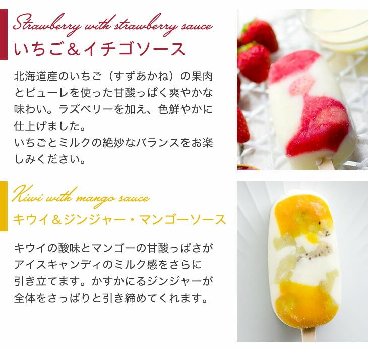 CANDICE(キャンディス) アイスキャンディー10本セット
