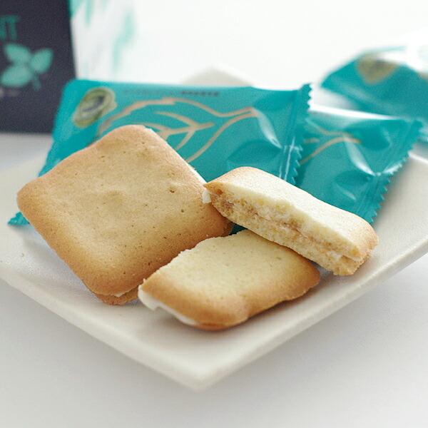 北海道北見銘菓 ペパーミントクッキー 12枚入