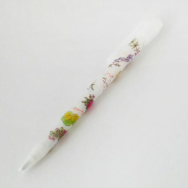 六花亭 花柄ボールペン 1本