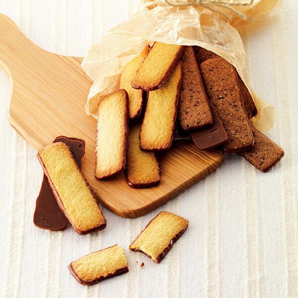 ロイズ バトンクッキー 2種詰め合わせ 50枚入(ヘーゼルカカオ、ココナッツ 各25枚入)