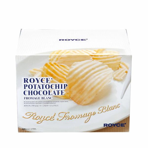 ロイズ ポテトチップチョコレート フロマージュブラン 190g