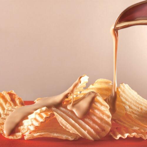 ロイズ ポテトチップチョコレート キャラメル 190g