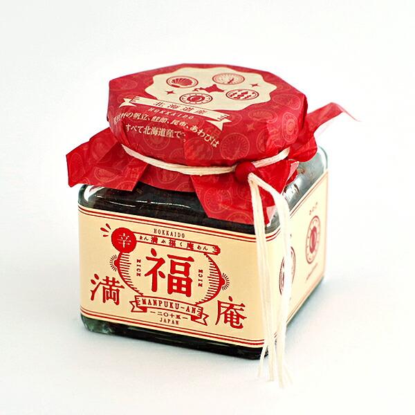 満福庵 海鮮つくだ煮(辛味) 120g