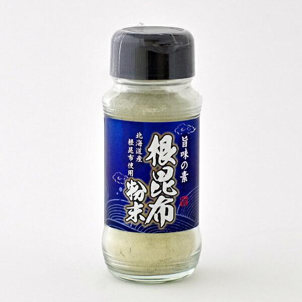 タイチタニフジ 根昆布粉末 瓶70g