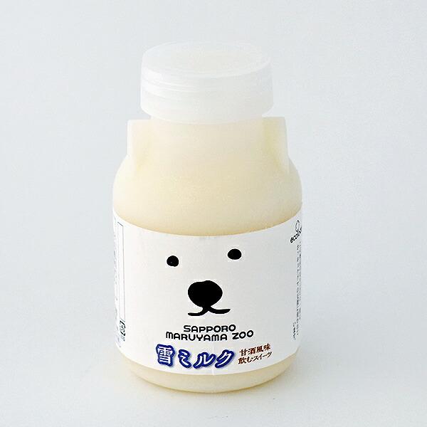 すすきの浪花亭 しろくま 雪ミルク 1本(140g)