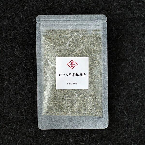 医食同源 がごめ昆布粗挽き 25g
