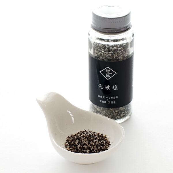 医食同源 海峡塩 30g