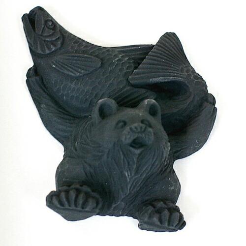 北日本民芸社 エコ熊 マグネット (M5) 1個