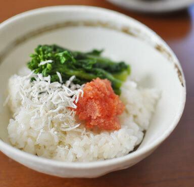 釧路加工/明太子ご飯