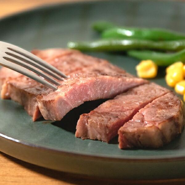 おうちでかんたんミディアムステーキ