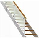 オープンリビング階段