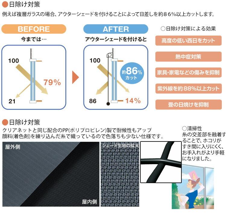 アウターシェード 商品紹介8