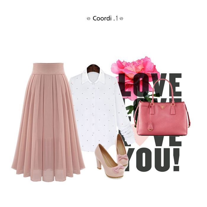 152aeca490f Westgomethiof flare Maxi skirt skirt spring skirt feminine skirt spring  summer women s fashion store  M flight 10   10  ◇ length flared skirt  chiffon Maxi ...
