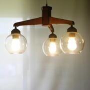 GLASS BOLL3灯タイプ