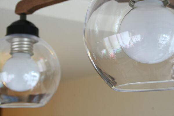 GLASS BOLLシーリングライト