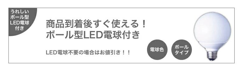 LED60Wボール型
