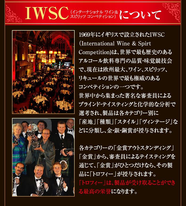 IWSCについて