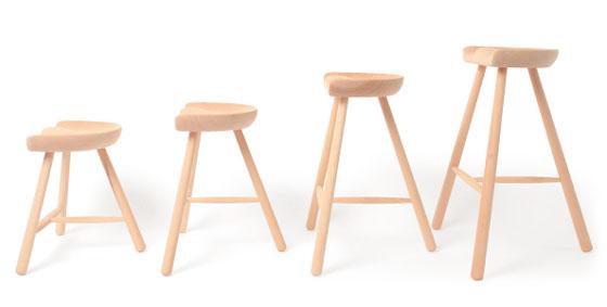 シューメーカーチェア Shoemaker chair