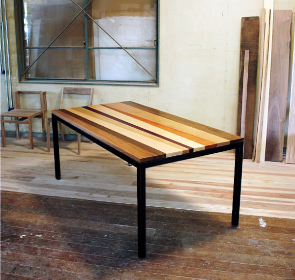 Takatatsu & Co. 高松辰雄商店 ノヴェンタ NOVENTA 幅185cm ダイニングテーブル