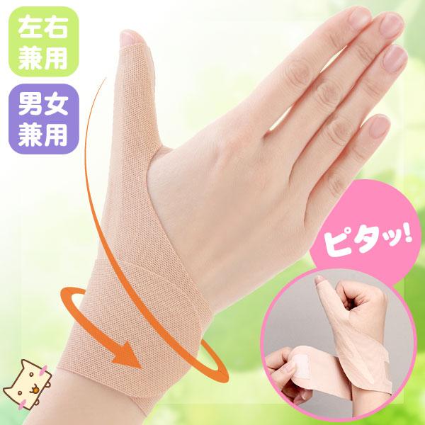 お医者さんのがっちり手首サポーター 【株式会社アルファックス】