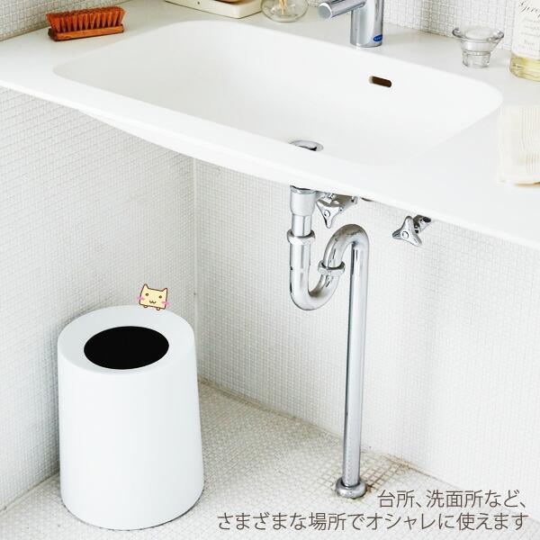 リビングや台所、洗面所など、さまざまな場所でオシャレに使えます