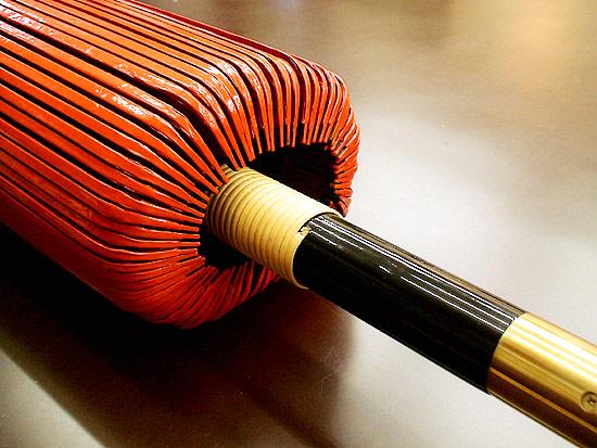 【茶道具・野点傘】茶席用野点傘(のだてがさ)2.5尺