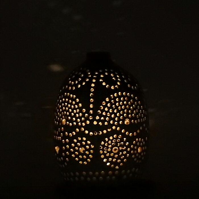 螢の華 陶明かり灯り3003