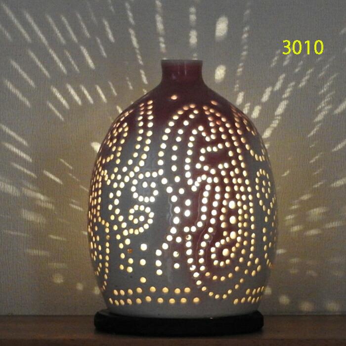 陶灯り3010