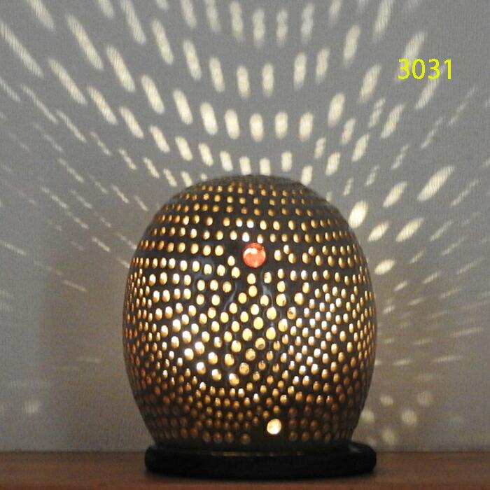 陶灯り3031