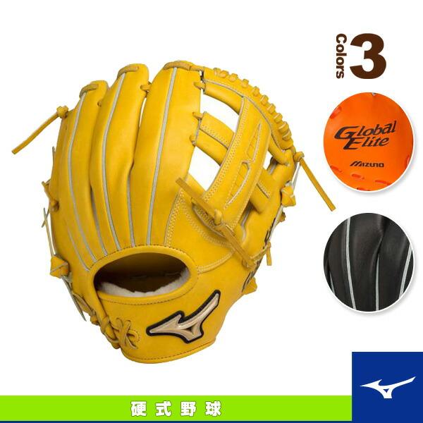 グローバルエリートG gear】硬式・内野手用グラブ(H1)】ダブルX】ポケット正面タイプ(1AJGH14403)