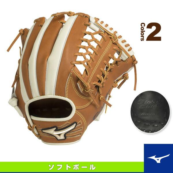 グローバルエリート全日本代表モデル/ソフトボール用グラブ/フレア型(1AJGS14323)