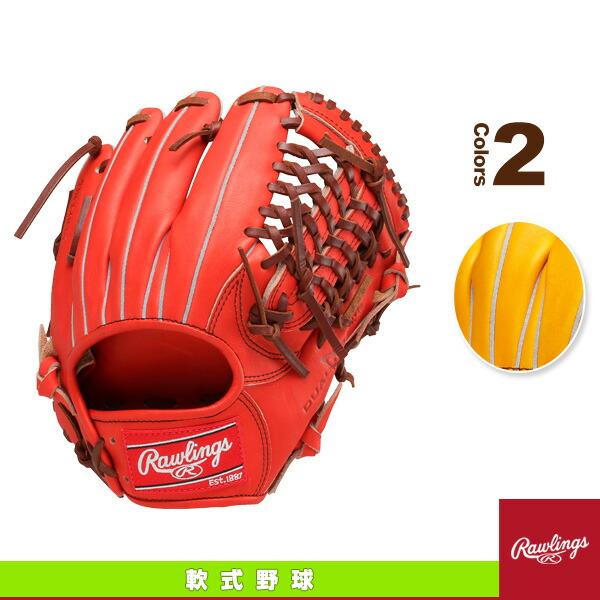 魅せる捕球が男前/軟式用グラブ/内野手用(GR6HO6S)