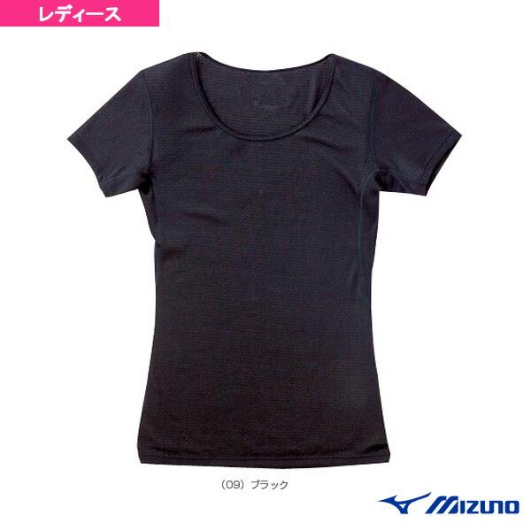 ドライアクセル クルーネック半袖シャツ/レディース(73CT504)