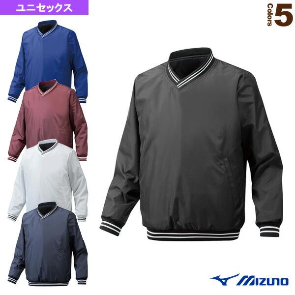 Vネックジャケット/裏ブレスサーモ(12JE6V02)