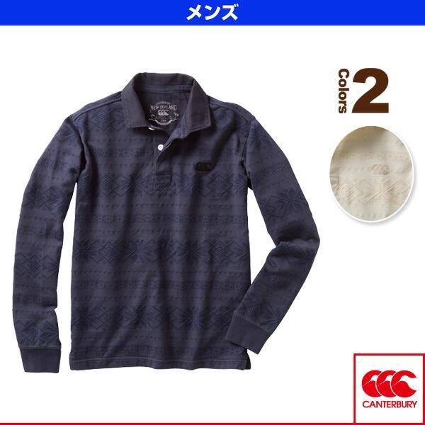L/S RUGGER SHIRT/ロングスリーブラガーシャツ/メンズ(RA46602)