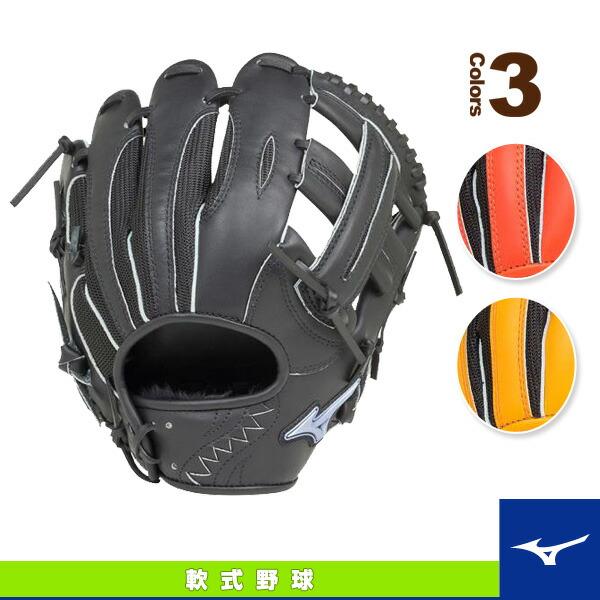 異彩シリーズ ランドラッシュ HYBRID/軟式・内野手用グラブ(1AJGR16403)