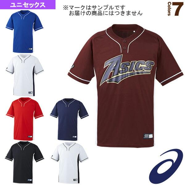 ベースボールシャツ/2ボタン(BAD021)